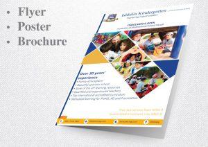 Flyer-Poster-Brochure