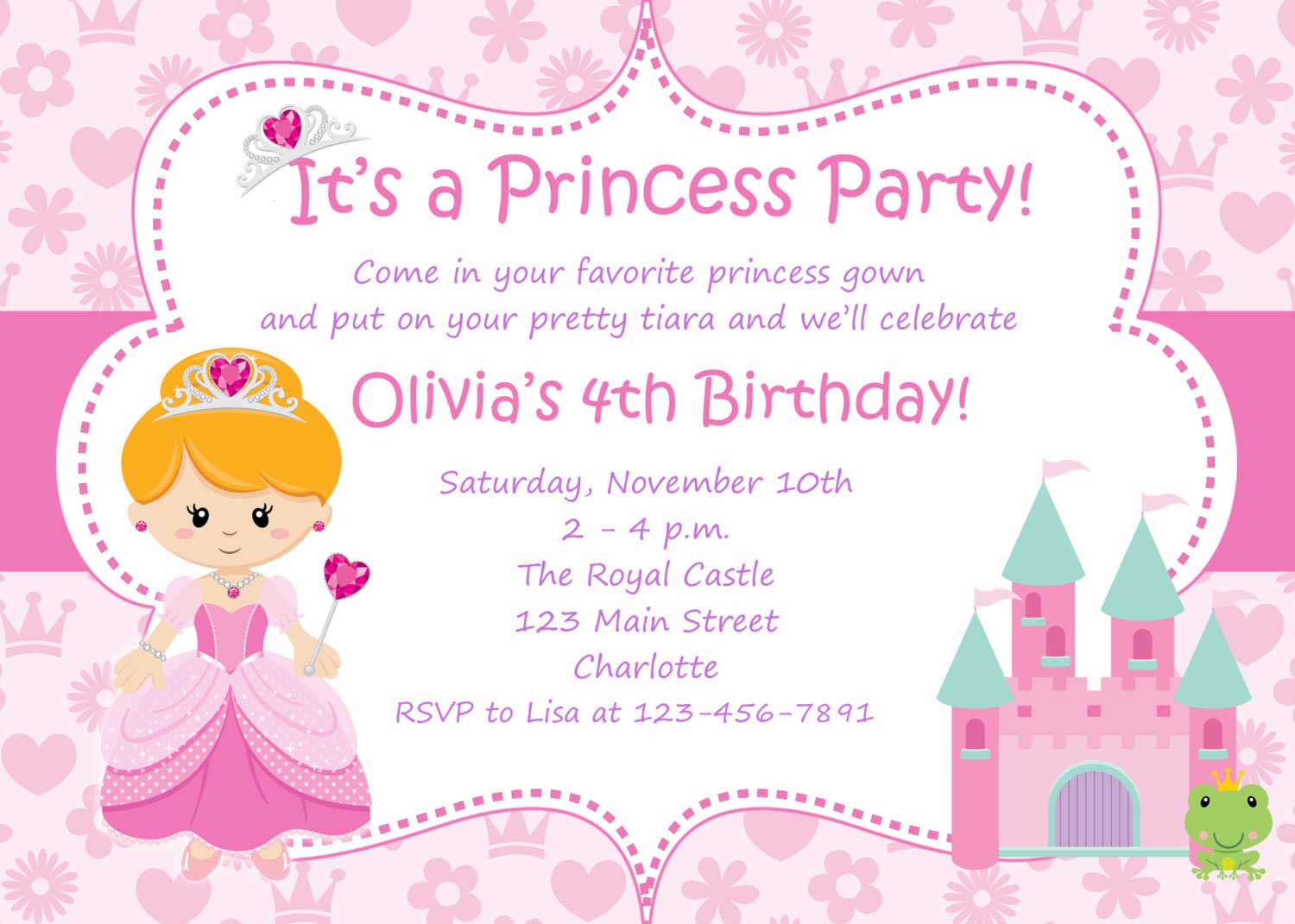 Birthday Invitation | Optabit Media