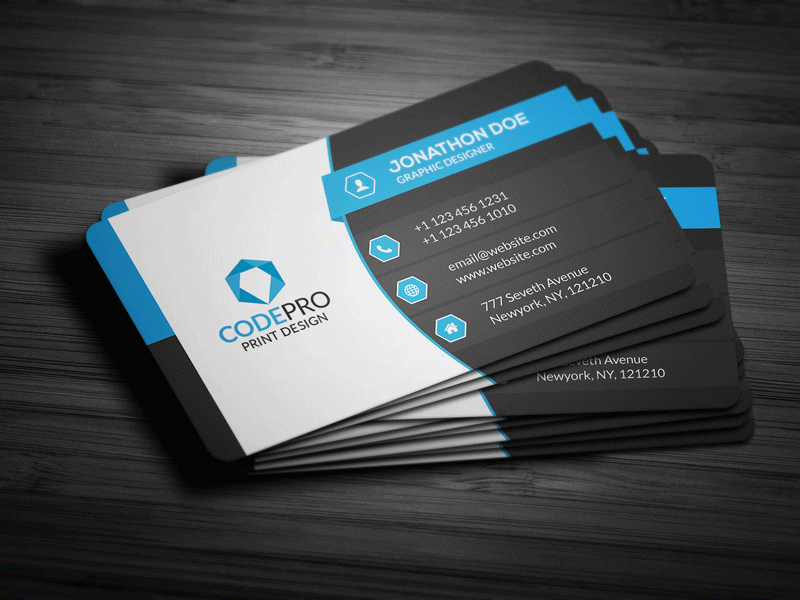 Business Cards | Optabit Media